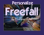 Personalize FREEFALL